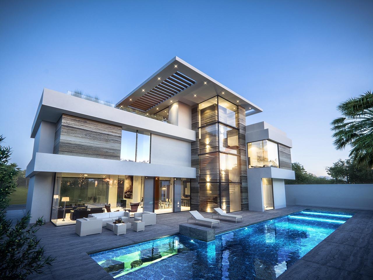 Pearl Jumeirah Villa Concept