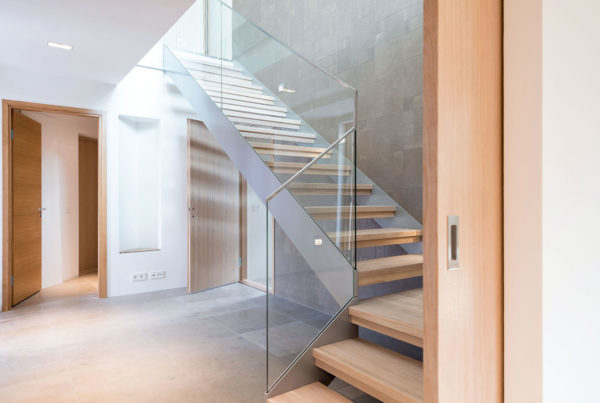 Scandinavian Interior Design Staircase