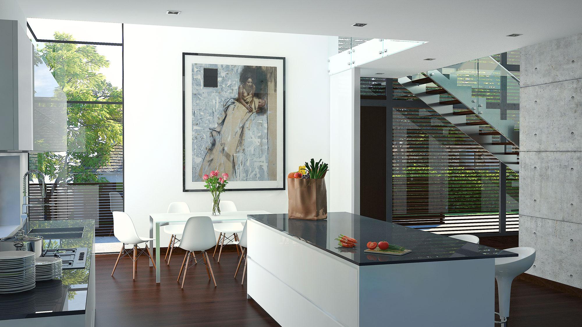 Scandinavian Interior Concept Design