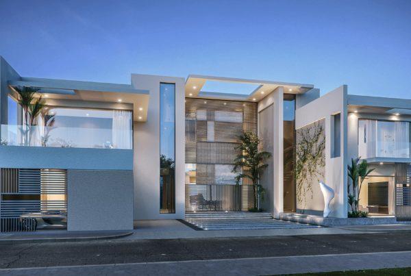 Palm Jumeirah Villa Concept