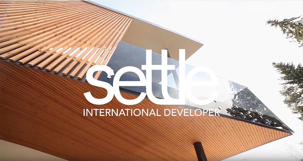 Settle international developer logo