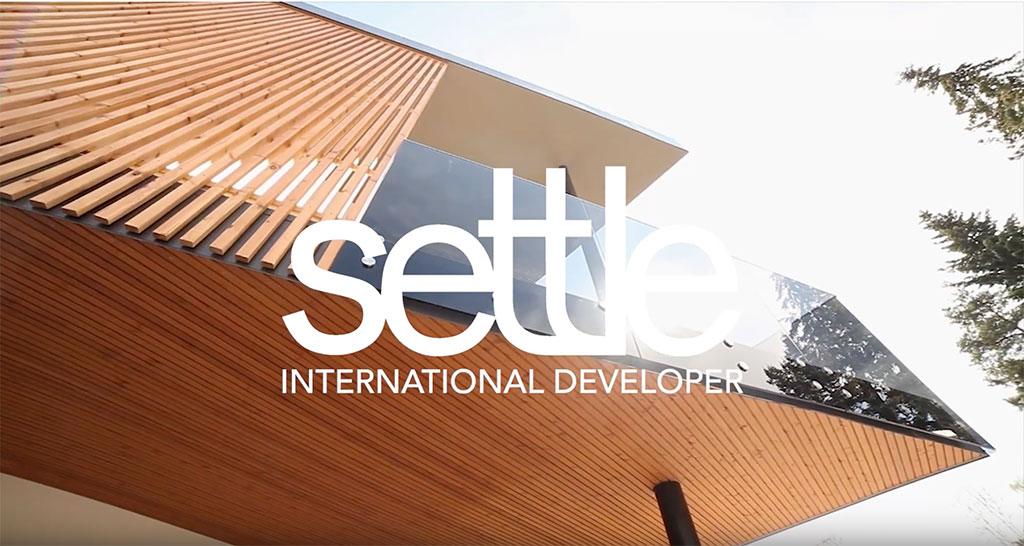 Settle international developer logo