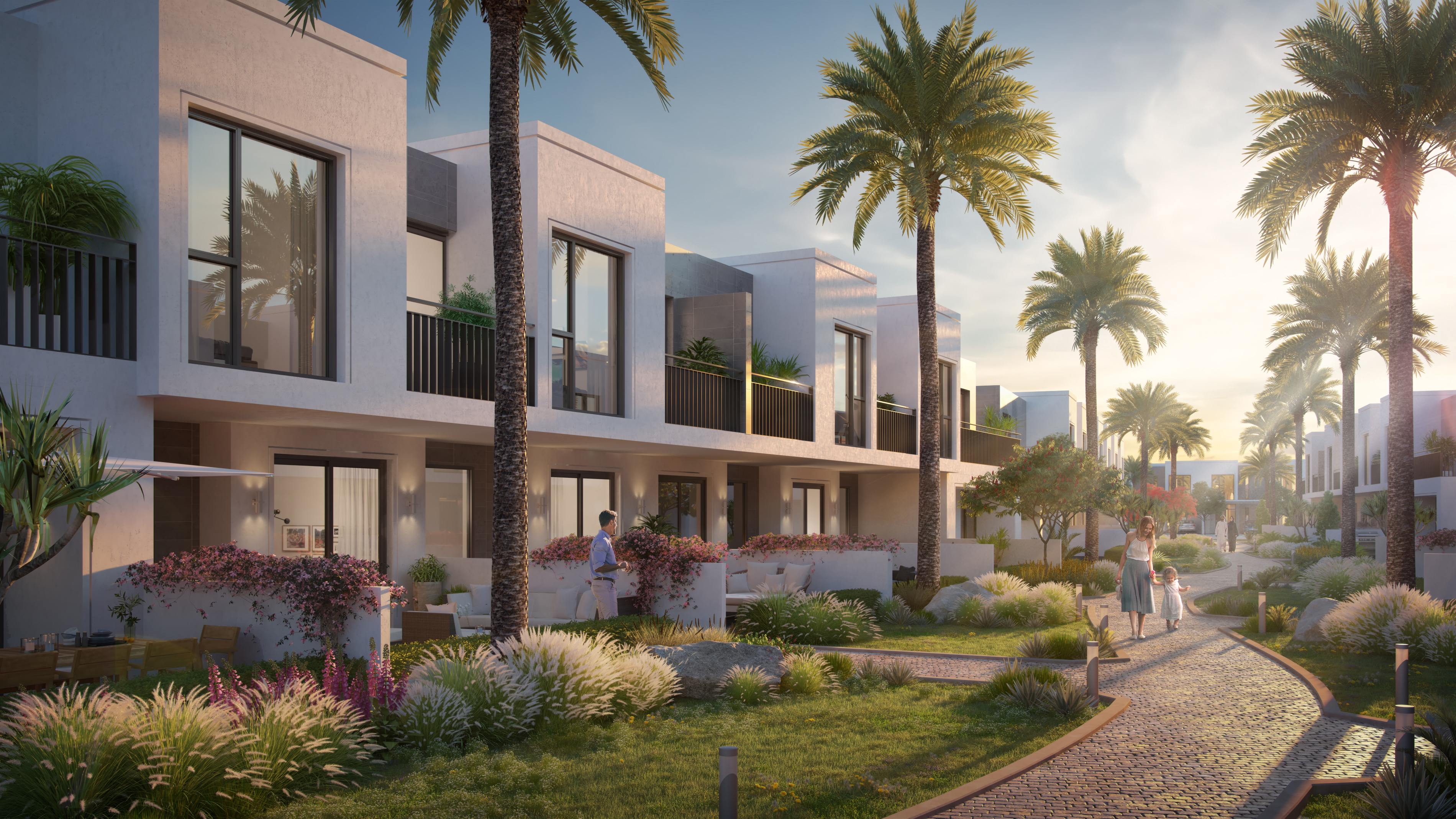 Architectural Concept Design EMAAR South Community