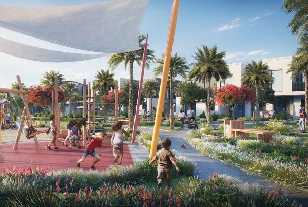 Architectural Concept Design EMAAR South Community Park