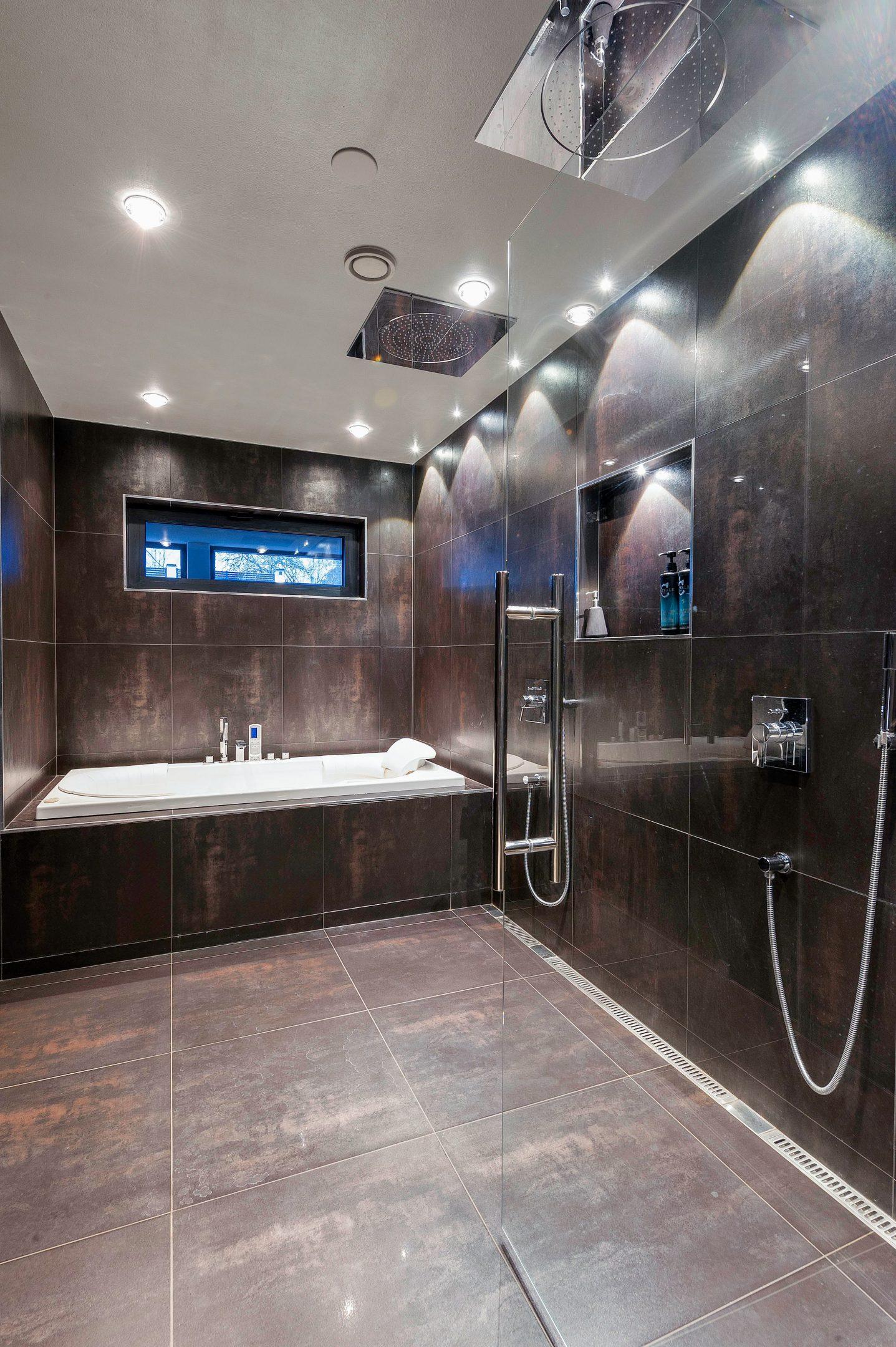 Finland Villa Interior Design Bathroom
